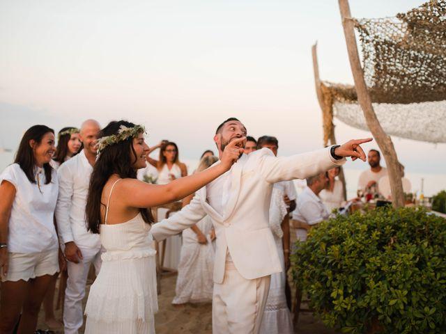 Le mariage de Kévin et Amandine à Saint-Tropez, Var 88