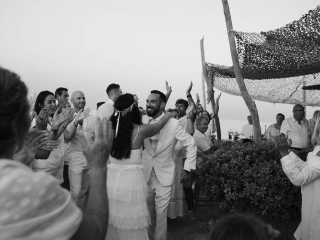 Le mariage de Kévin et Amandine à Saint-Tropez, Var 89
