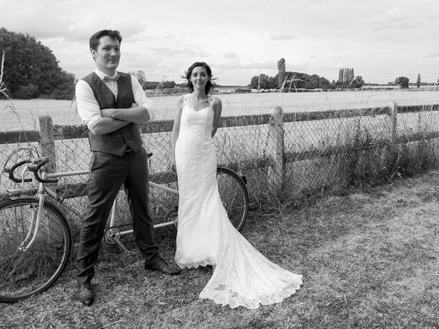 Le mariage de Jean-Baptiste et Virginie à Louans, Indre-et-Loire 2