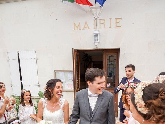 Le mariage de Jean-Baptiste et Virginie à Louans, Indre-et-Loire 13
