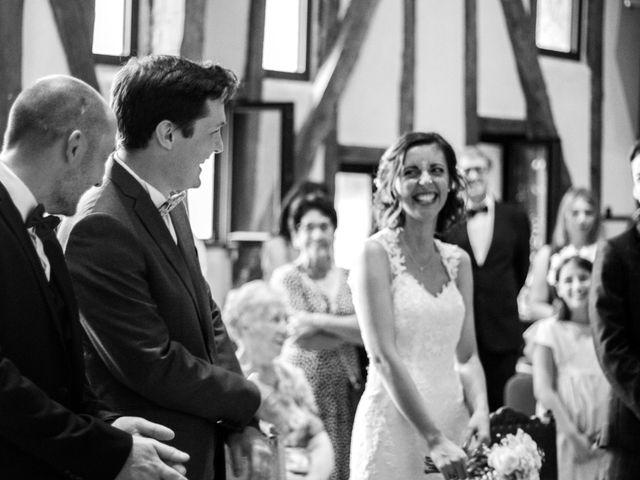 Le mariage de Jean-Baptiste et Virginie à Louans, Indre-et-Loire 8