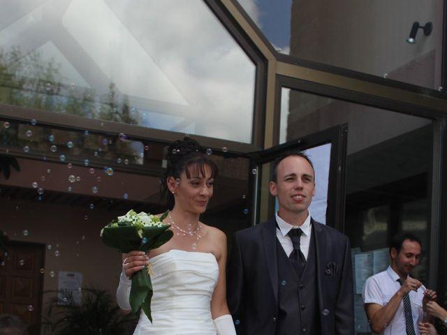 Le mariage de Fabian et Laetitia à Saint-Étienne-en-Coglès, Ille et Vilaine 3