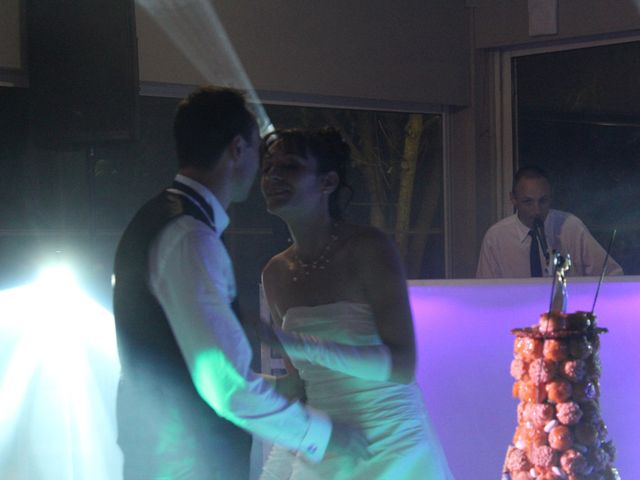 Le mariage de Fabian et Laetitia à Saint-Étienne-en-Coglès, Ille et Vilaine 2