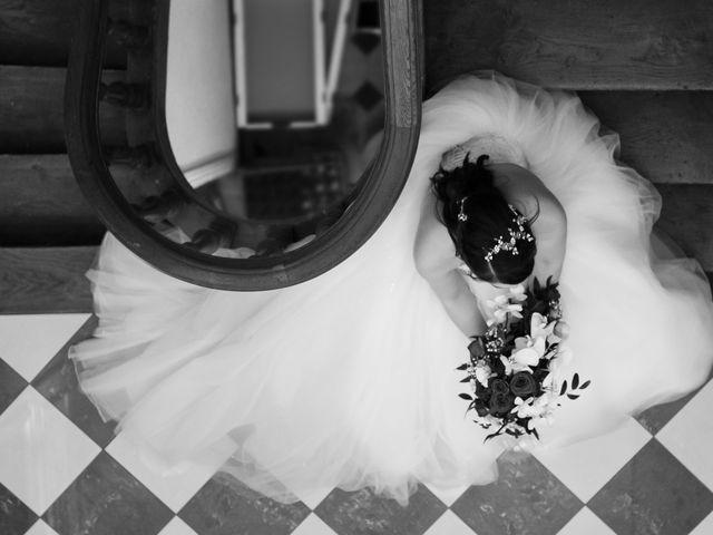 Le mariage de David et Laetitia à Liverdy-en-Brie, Seine-et-Marne 9