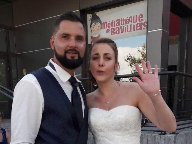 Le mariage de Rémy et Jessica à Bavilliers, Territoire de Belfort 3