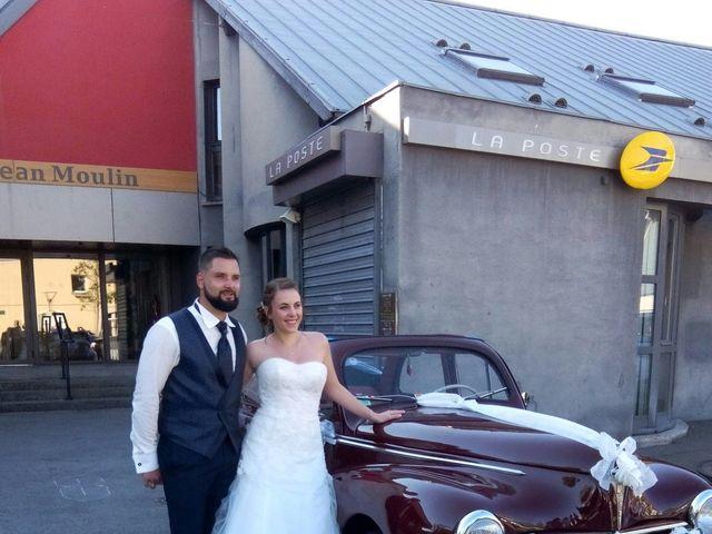 Le mariage de Rémy et Jessica à Bavilliers, Territoire de Belfort 7