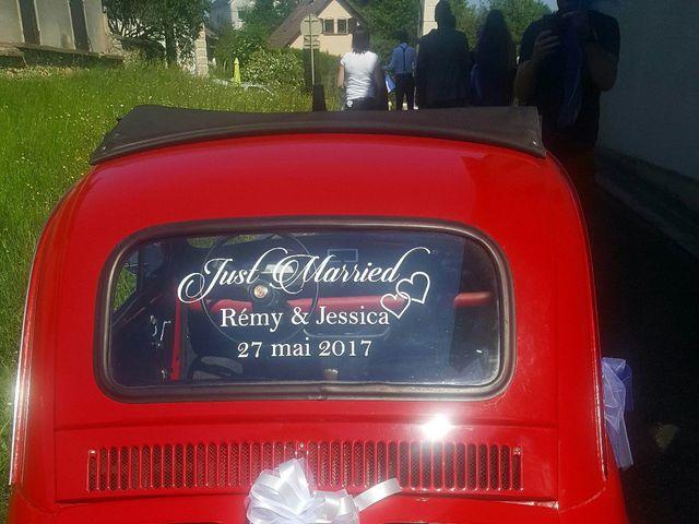 Le mariage de Rémy et Jessica à Bavilliers, Territoire de Belfort 14