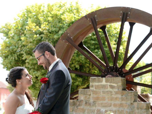 Le mariage de Coralie et Frank