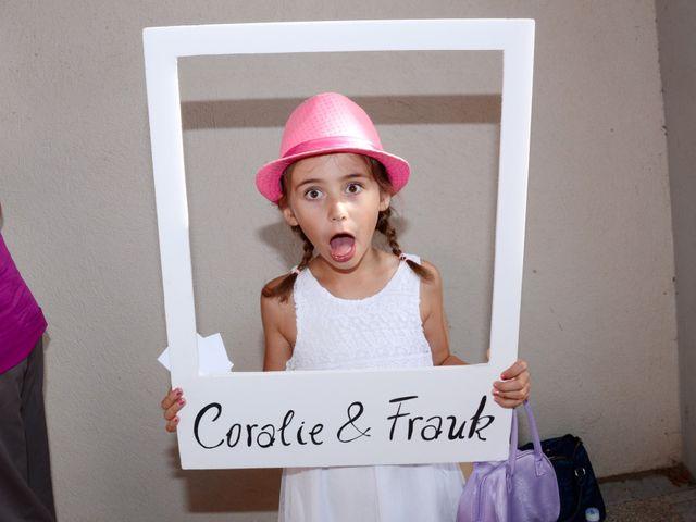 Le mariage de Frank et Coralie à Neuville-les-Dames, Ain 15