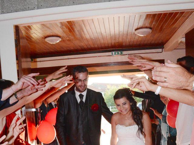 Le mariage de Frank et Coralie à Neuville-les-Dames, Ain 17