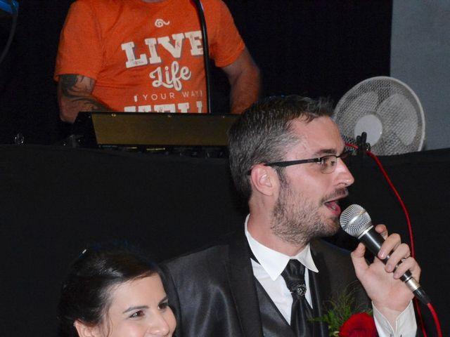 Le mariage de Frank et Coralie à Neuville-les-Dames, Ain 19