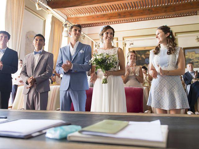 Le mariage de François Xavier et Flora à Saint-Saturnin-lès-Apt, Vaucluse 16