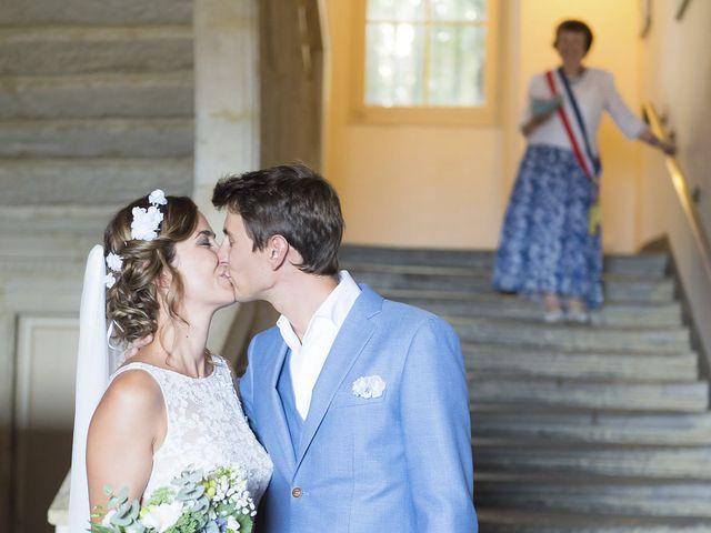 Le mariage de François Xavier et Flora à Saint-Saturnin-lès-Apt, Vaucluse 20
