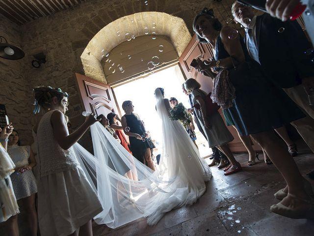 Le mariage de François Xavier et Flora à Saint-Saturnin-lès-Apt, Vaucluse 1