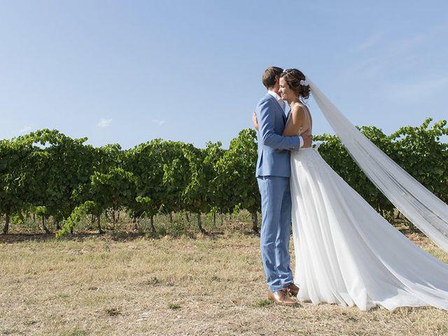 Le mariage de François Xavier et Flora à Saint-Saturnin-lès-Apt, Vaucluse 25