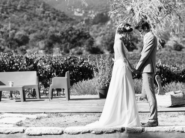 Le mariage de François Xavier et Flora à Saint-Saturnin-lès-Apt, Vaucluse 30
