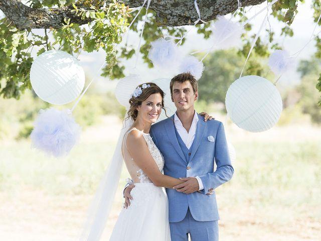 Le mariage de François Xavier et Flora à Saint-Saturnin-lès-Apt, Vaucluse 31