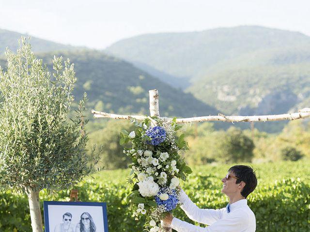 Le mariage de François Xavier et Flora à Saint-Saturnin-lès-Apt, Vaucluse 33