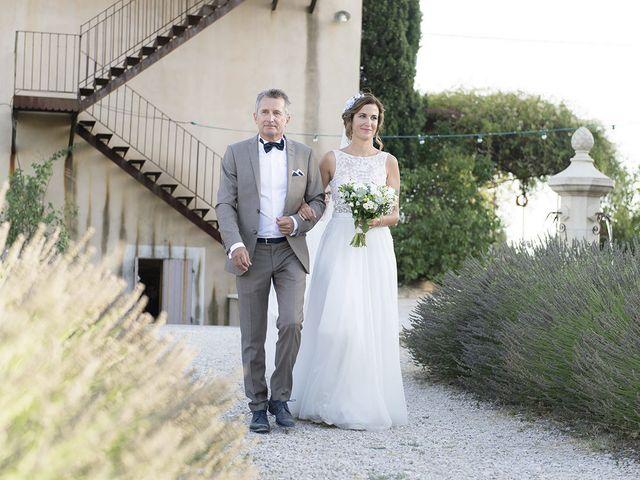 Le mariage de François Xavier et Flora à Saint-Saturnin-lès-Apt, Vaucluse 34