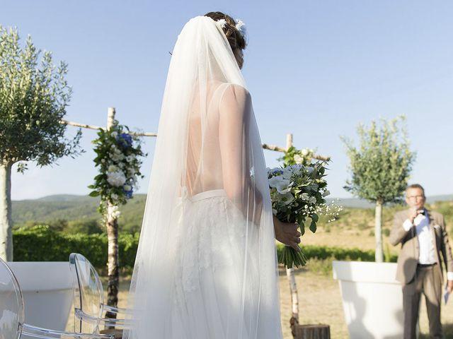 Le mariage de François Xavier et Flora à Saint-Saturnin-lès-Apt, Vaucluse 35