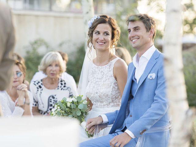 Le mariage de François Xavier et Flora à Saint-Saturnin-lès-Apt, Vaucluse 43
