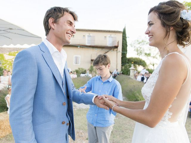 Le mariage de François Xavier et Flora à Saint-Saturnin-lès-Apt, Vaucluse 47