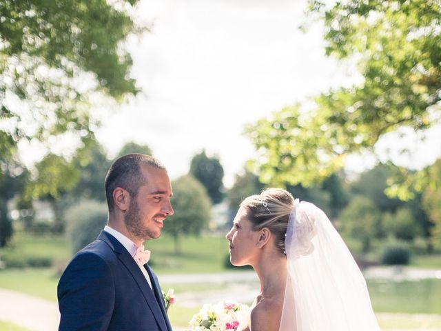 Le mariage de Virginie et Jean-François