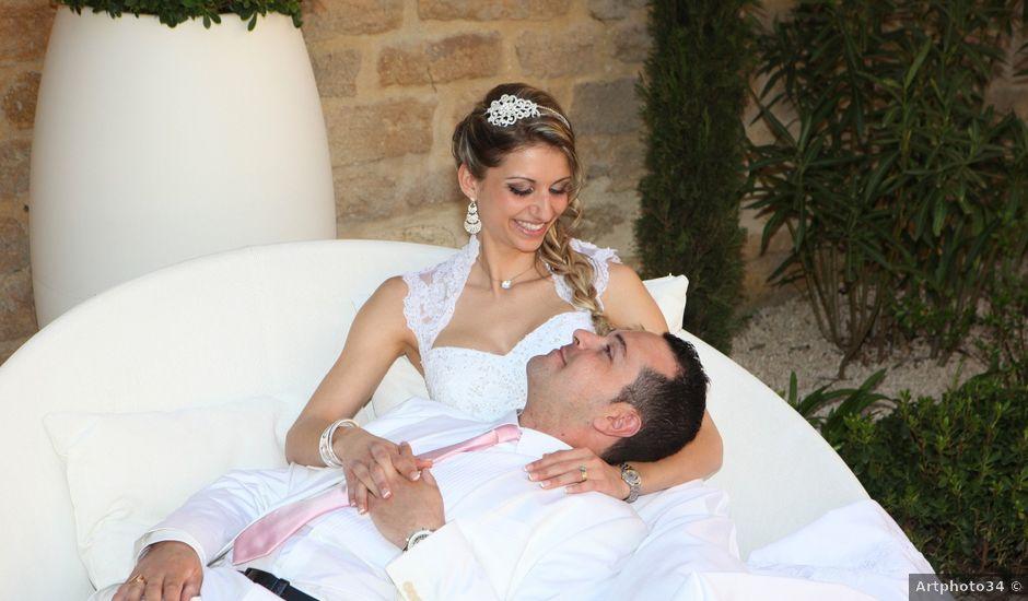 Le mariage de Jonathan et Marieke à Meynes, Gard