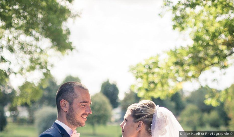 Le mariage de Jean-François et Virginie à Arras, Pas-de-Calais