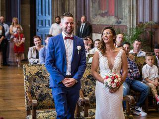 Le mariage de Nadia et Lucian