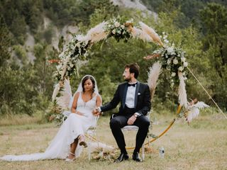 Le mariage de Anne-Laure et Jérôme