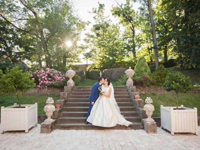 Le mariage de Justine et Clément