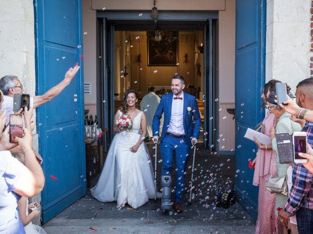 Le mariage de Lucian et Nadia à Douai, Nord 20