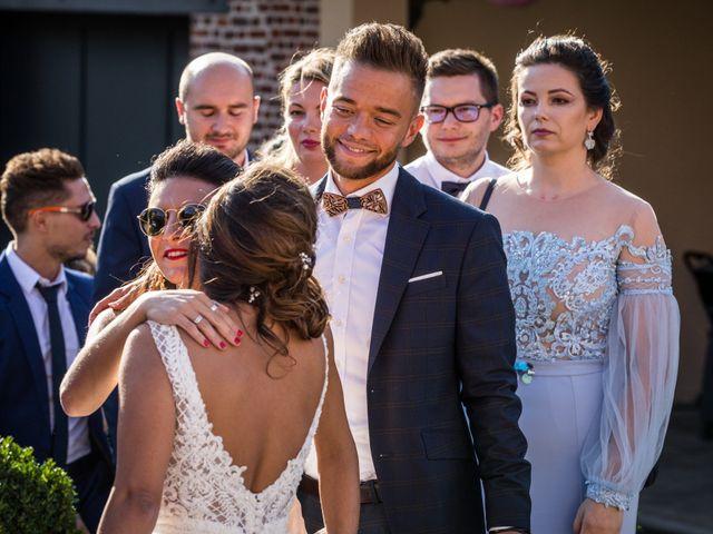 Le mariage de Lucian et Nadia à Douai, Nord 28