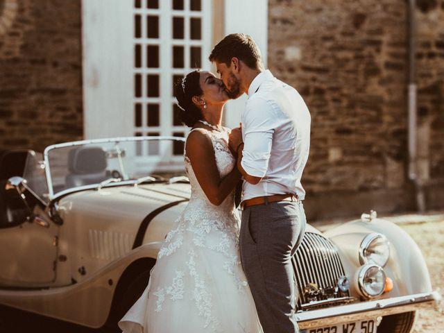 Le mariage de Jackie et Charly à Villers-Bocage, Calvados 44