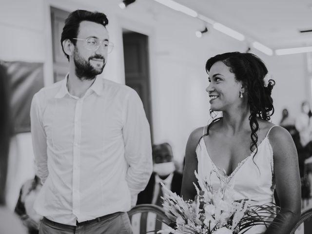 Le mariage de Jérôme et Anne-Laure à Gilette, Alpes-Maritimes 7