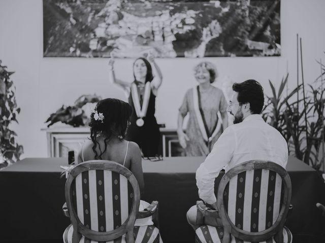 Le mariage de Jérôme et Anne-Laure à Gilette, Alpes-Maritimes 17
