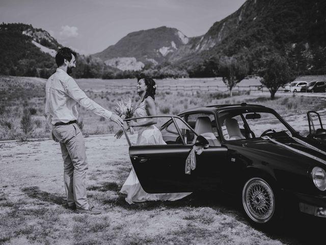 Le mariage de Jérôme et Anne-Laure à Gilette, Alpes-Maritimes 19