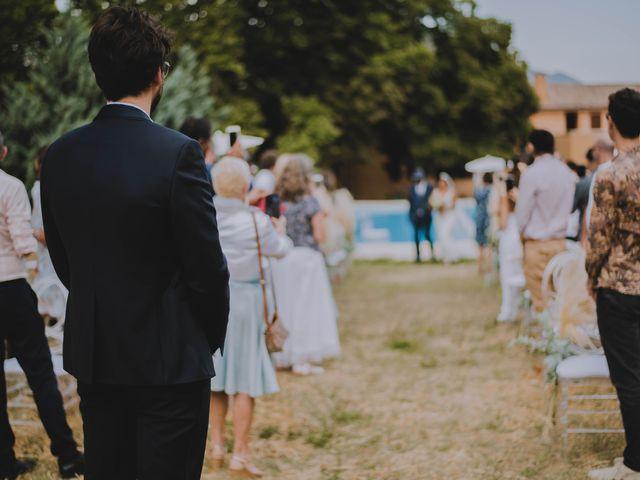 Le mariage de Jérôme et Anne-Laure à Gilette, Alpes-Maritimes 25