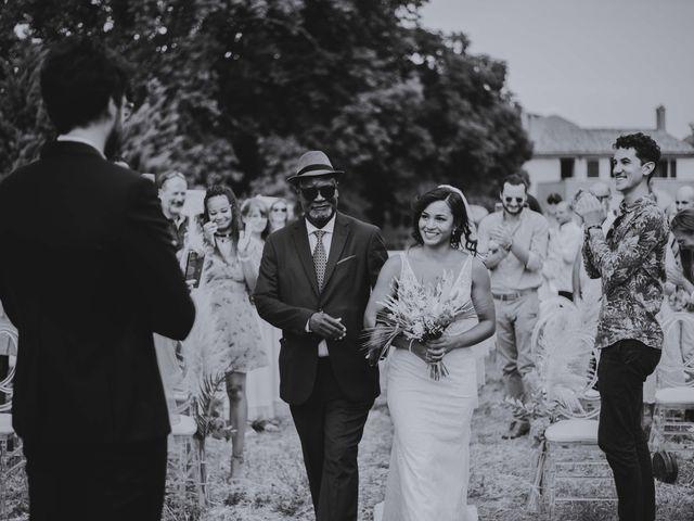 Le mariage de Jérôme et Anne-Laure à Gilette, Alpes-Maritimes 27