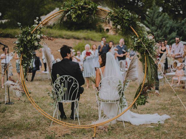 Le mariage de Jérôme et Anne-Laure à Gilette, Alpes-Maritimes 30