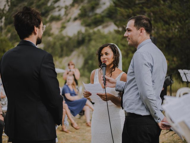 Le mariage de Jérôme et Anne-Laure à Gilette, Alpes-Maritimes 35