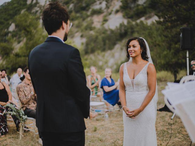 Le mariage de Jérôme et Anne-Laure à Gilette, Alpes-Maritimes 37