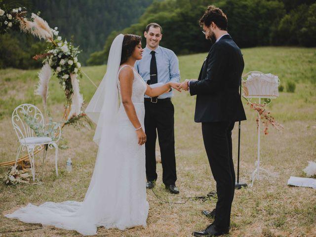 Le mariage de Jérôme et Anne-Laure à Gilette, Alpes-Maritimes 38