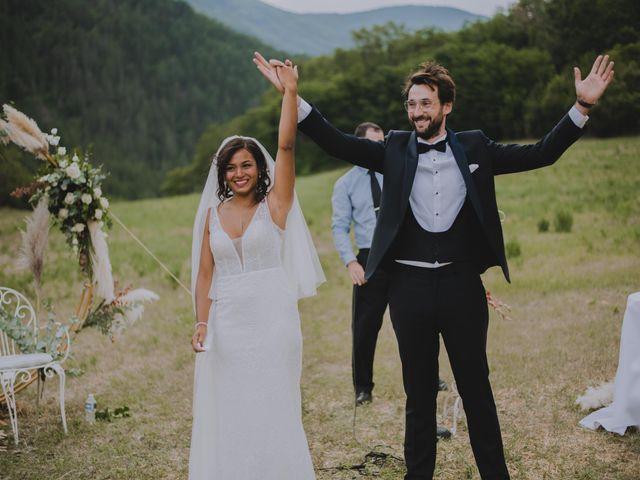 Le mariage de Jérôme et Anne-Laure à Gilette, Alpes-Maritimes 47