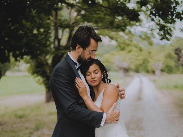 Le mariage de Jérôme et Anne-Laure à Gilette, Alpes-Maritimes 58