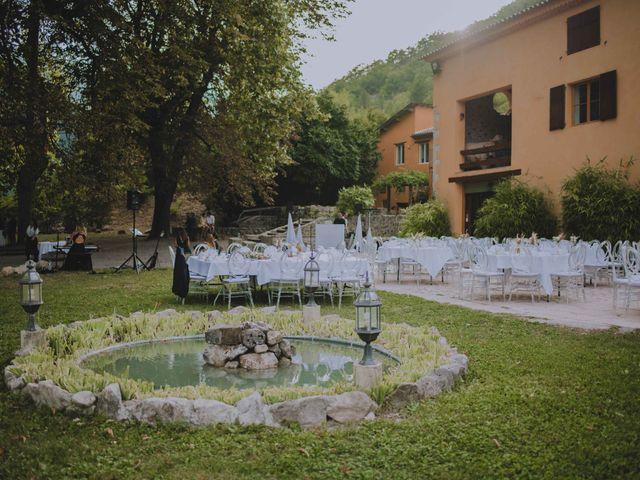 Le mariage de Jérôme et Anne-Laure à Gilette, Alpes-Maritimes 62