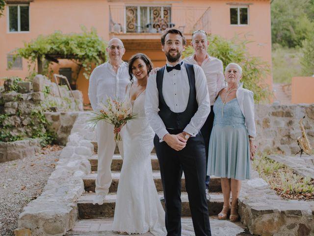 Le mariage de Jérôme et Anne-Laure à Gilette, Alpes-Maritimes 65