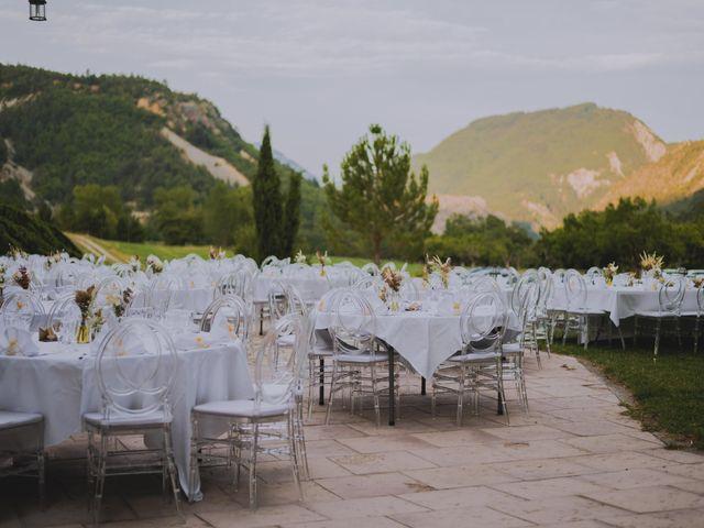 Le mariage de Jérôme et Anne-Laure à Gilette, Alpes-Maritimes 79