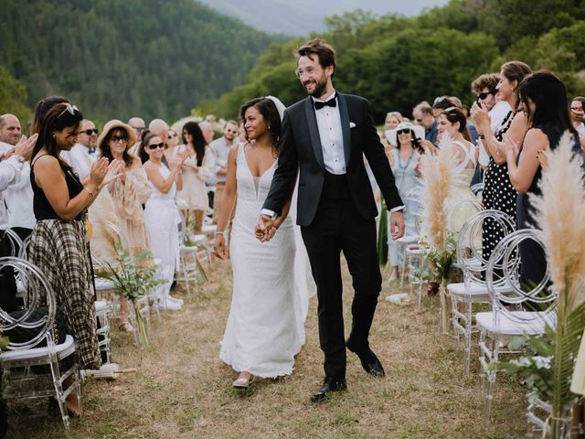 Le mariage de Jérôme et Anne-Laure à Gilette, Alpes-Maritimes 49